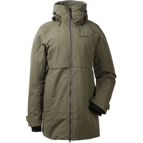 Didriksons 1913 Helle 2 Parka Mujer, crocodile green